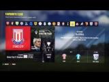 Алекс Хантер выбирает клуб в FIFA 17
