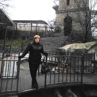 Анкета Наташа Цыганкова