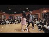 1Million dance studio Luv - Tory Lanez Mina Myoung &amp Eunho Kim Choreography 2016 China Tour Tianjin