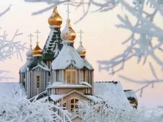 В. Наумов. С Рождеством  Христовым.