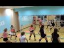 TWERK BOOTY в студии танца BIONIKA Пермь подгруппа 2