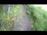 Покатушки по лесу на bmx