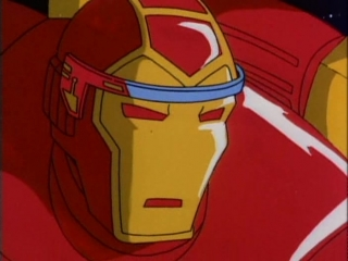 Железный Человек \ Iron Man 1 сезон 4 серия (1994)