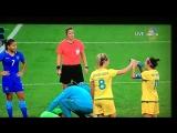 Женский футбол - это самое забавное, что есть на Олимпиаде в Рио.