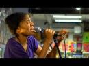 Nneka Africans Live 2010 @ Amoeba Hollywood