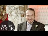 John Galliano at the Vogue Festival  Vogue Festival 2015  British Vogue