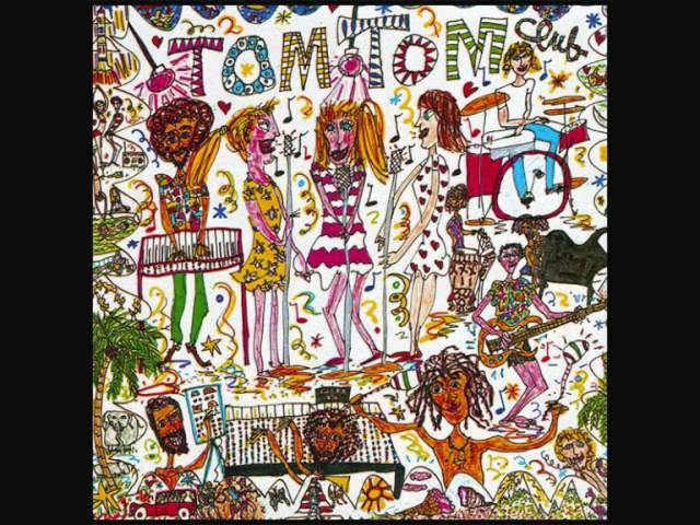 Tom Tom Club - Wordy Rappinghood
