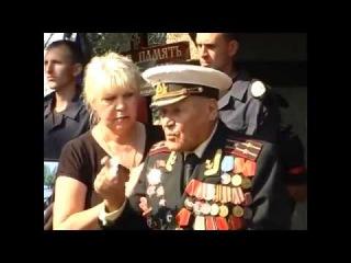 Ветеран ВОВ на похоронах убитого внука обратился к ветеранам ВОВ в России и Путину