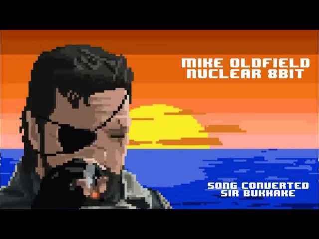 Mike Oldfield - Nuclear 8 bit