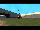 Garry's Mod - Zoids Liger Zero Mech (Recreation)