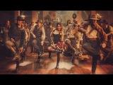 Old West Dance Battle - Cowboy vs Outlaw (4K)