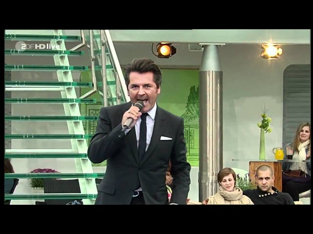 Thomas Anders - Stay With Me (ZDF Fernsehgarten 06.05.'12)