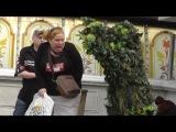 BUSHMAN SCARE PRANK  Did Rosie O'donnell Get Scared #224  Las Vegas  Ryan Lewis Pranks