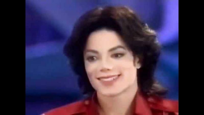 Майкл Джексон и Лиза Мари Пресли на PrimeTime 6/6