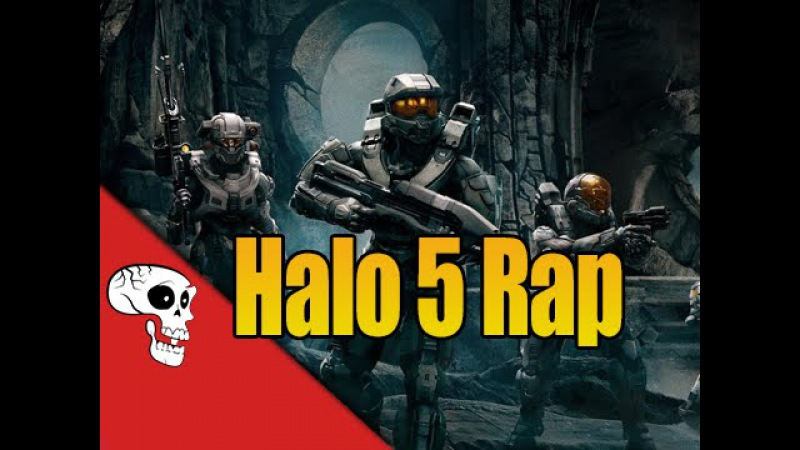 HALO 5 RAP by JT Music feat. Andrea Storm Kaden - Angel By Your Side