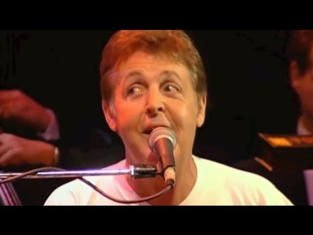 Hey Jude - Live   The Beatles, Paul McCartney, Elton John, Clapton, Sting, Knopfler, Phil Collins