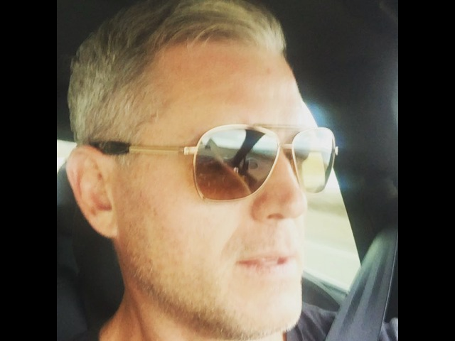 """Eric Dane on Instagram: """"It's all about the big rock on my way into work. Season 3 of TheLastShip on TNT NavalBase Magu nicedrive"""""""