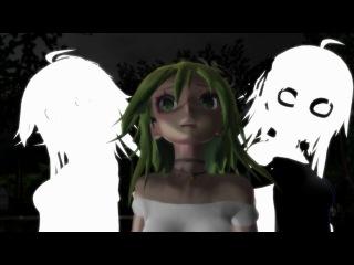 ECHO [MMD] [Gumi] [1920x1080] [60fps] Story Version [MOTION DL LINK]