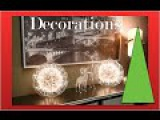 Christmas Decorations |  How to make a Sparkle ball |  Complete instructions