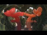 Никакие преграды не по чем, когда вы вдвоем! Новый 3D мультфильм  от студии Humble.