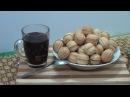 Орешки со сгущенкой. Аппетитный и простой рецепт. nuts cookies with condensed milk.
