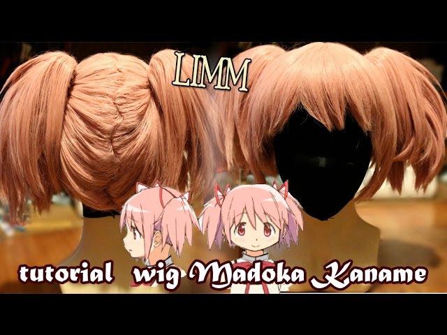 |LIMM| tutorial wig Madoka Kaname