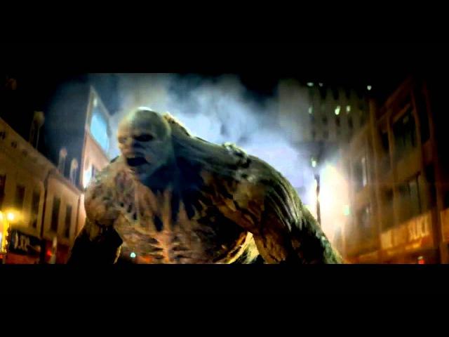 Трейлер Невероятный Халк (2008)