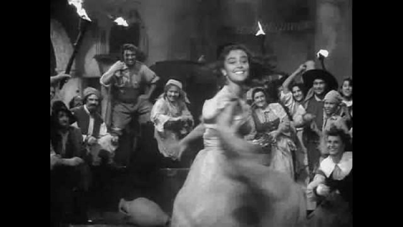 Olga Zabotkina Don Cezar de Bazan 1957