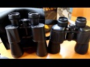 Сравнительный обзор Бинокль БПЦ2 12х45 VS Levenhuk Atom 10x50 - mix fight биноклей для охоты!