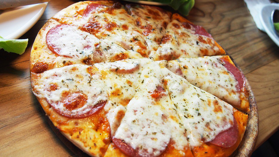 Сеть пиццерий «Алиби» image