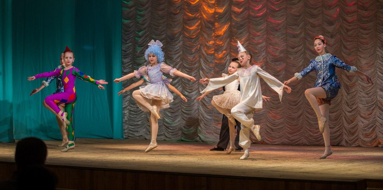 Танцевальный коллектив «Волшебная туфелька»