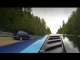DT Test Drive  700 HP VW Golf R HGP vs Lamborghini Huracan_HD