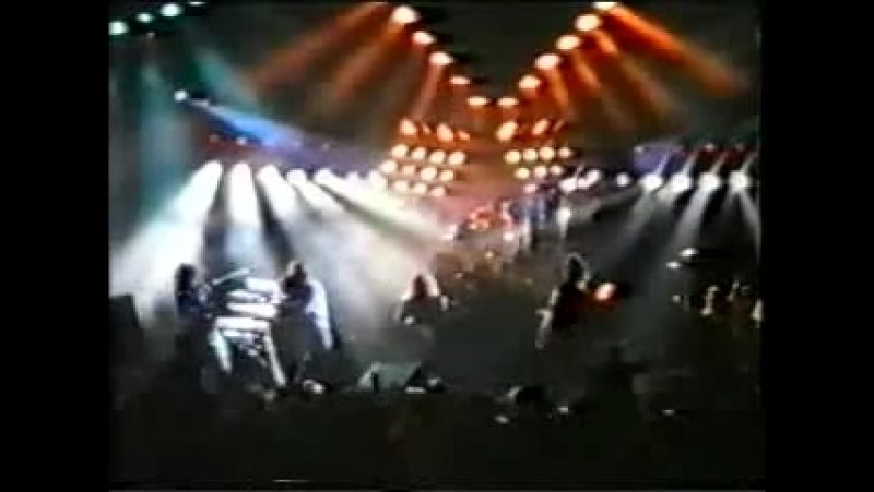 гр. Август Концерт в Риге 1989г. Вокал - Константин Шустарёв (Коха).
