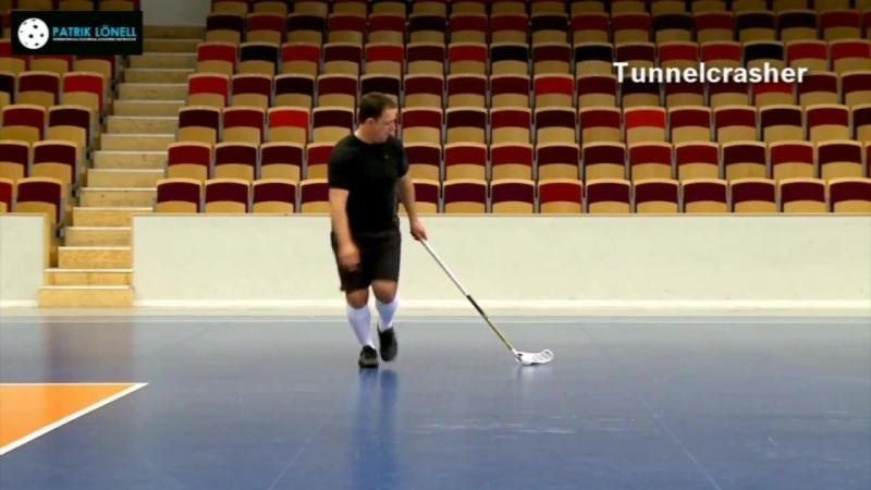 Learn 51 Floorball Shots - Floorball Shooting Academy Patrik Lonell