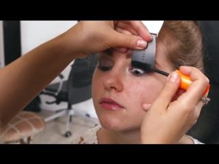 Яркий вечерний макияж на выпускной [Шпильки|Женский журнал]
