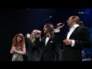 Johanna Kurkela, J. Ahola, Tony Kakko, JP - Avaruus @ Jouluksi Kotiin-konsertti, Konserttitalo Martinus, Vantaa 29.11.2011