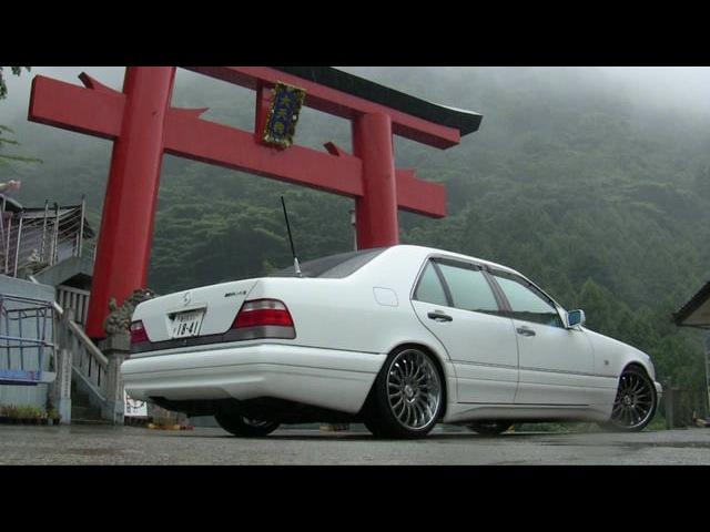THE BEAST (1997 W140 S-class)