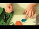 Как молды лучше подходят для придания фактуры листикам из фоамирана