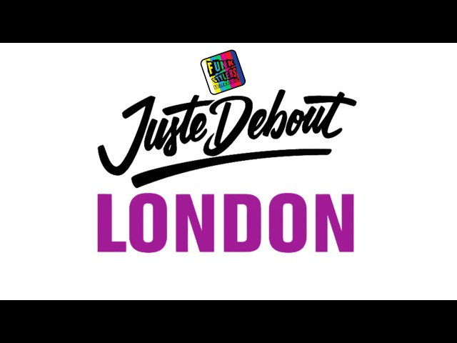 Toyin Judges Showcase Juste Debout 2016 London FSTV