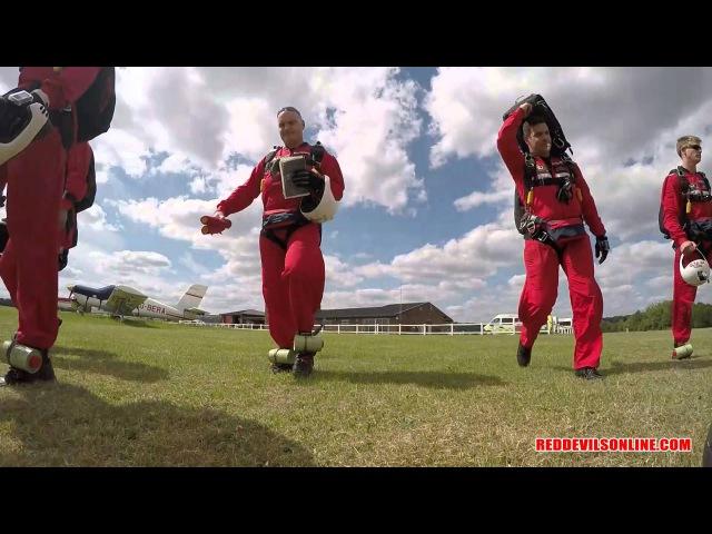The Red Devils - Team Film 2015