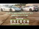 Underground Racing Shift Sector Oregon