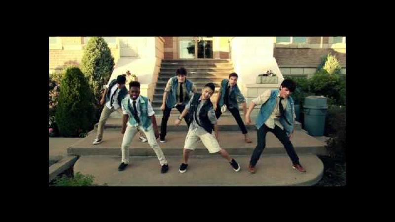 Justin Bieber - Boyfriend - The Brat Pack - 8 Count Dance BELIEVETOURAUDITIONS