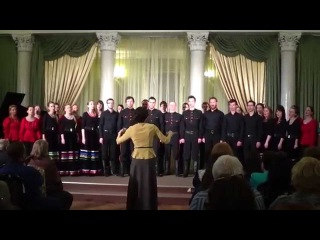 Дж. Верди хор из оперы
