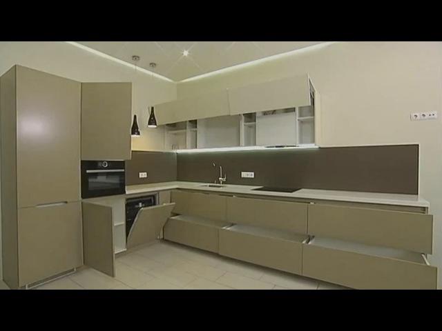 Виды кухонь - Удачный проект - Интер
