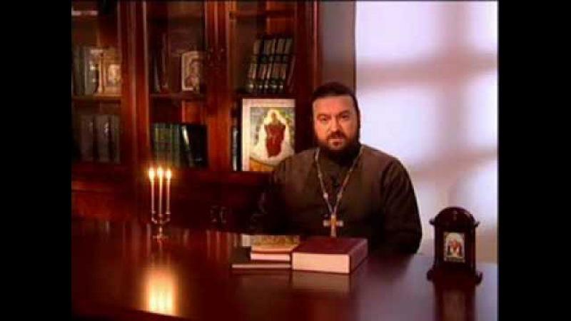 Подвиг юродства ради Христа(2005.10.15)