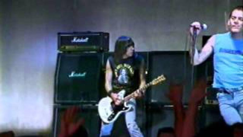 Ramones - last concert ever (part 23)