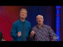 Whose Line - Sound Effects. So much funnier when the audience members actually try to make sounds.