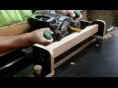 Фрезерно-копировальный стол. Часть 2. The milling machine for wood. Part 2.