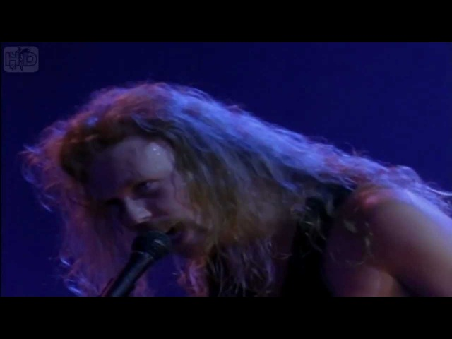 Metallica - Harvester of Sorrow (Live, Seattle 1989) [HD]
