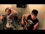 Hot Chelle Rae - Tonight Tonight (Acoustic Funny Video)